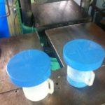 ウレタンゴム原料の工程管理