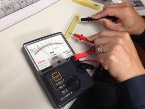 当社の導電性ウレタンについて - ウレタンゴム加工