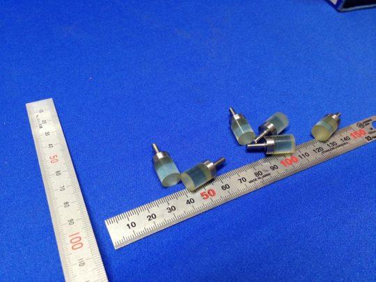 ちょっぴり小さいウレタンゴムローラー70度
