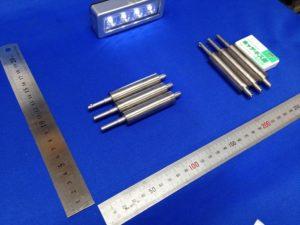ウレタンゴムローラーやシリコンローラ-のゴム剥がし - ウレタンゴム加工