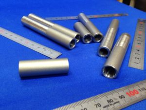 芯金の加工について - ウレタンゴム加工