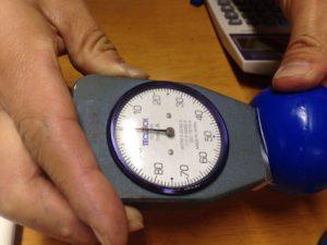 ウレタンボール硬度3度品 - ウレタンゴム加工