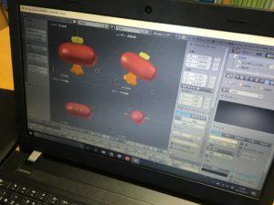 現在、3G3Dの勉強を受けています。 - ウレタンゴム加工