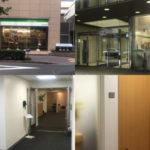 ウレタンゴム加工の立成化学東京支社への道順。