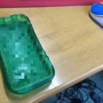 注型ウレタンゴムでIphoneケースを製作しました。