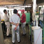 WIN-WINの関係のお客様と立成化学工業所