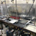 攪拌室を綺麗にする事でウレタンゴムの品質が上がる!?
